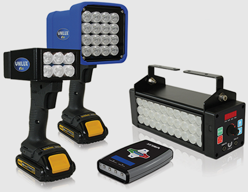STROBOSCOPES LED et XENON